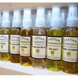Géranium mentholé- Parfum d'ambiance 80 ml